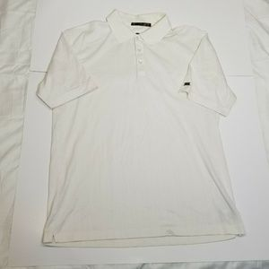 Mens Tiger Woods Collection  Polo Shirt M